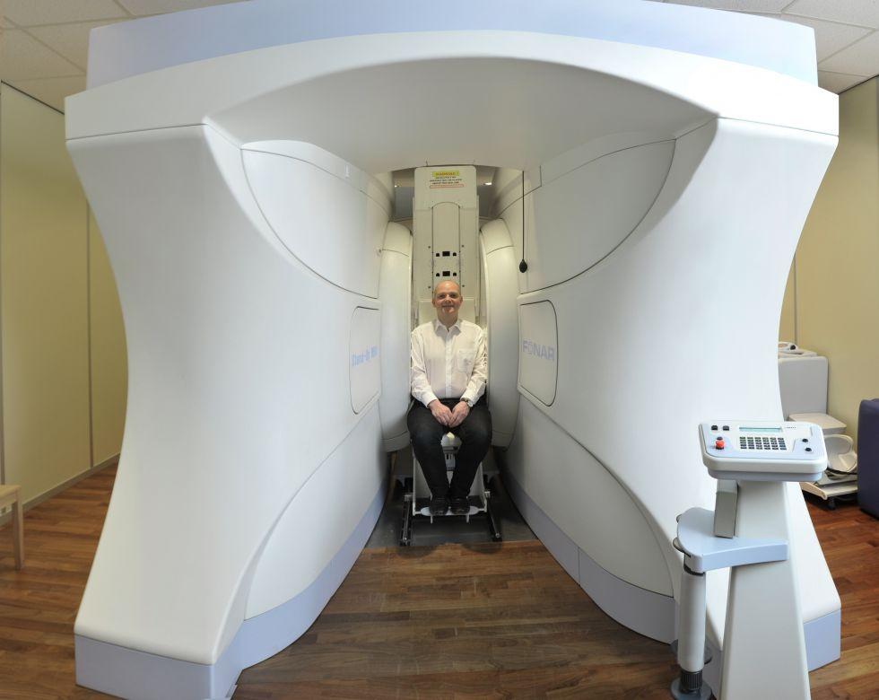 Prof.(sk) - Burkhard  Rischke - Spine-Center Rischke - équipement médical