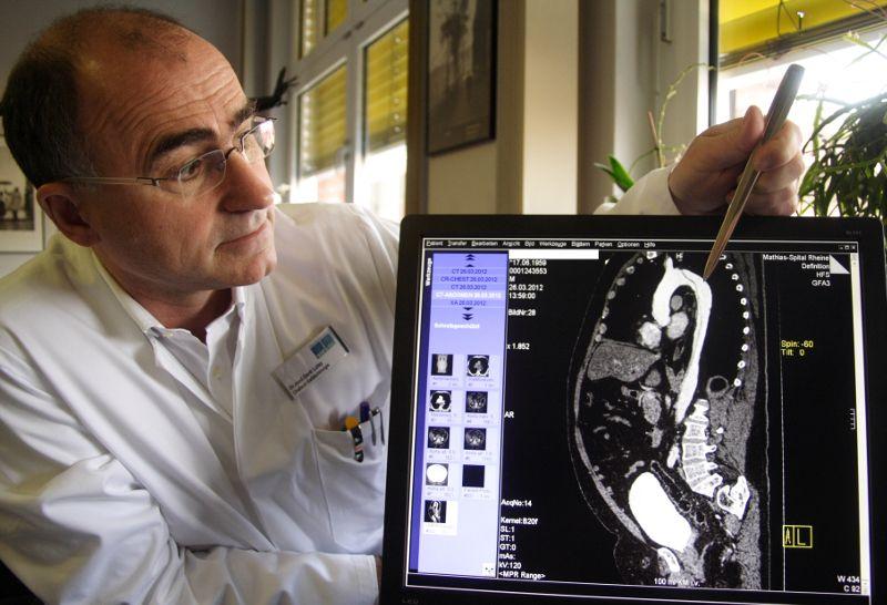 Prof. - Gerd Rudolf Lulay - Hôpital Rheine : Hôpital Mathias - expert