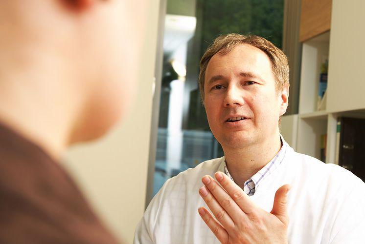 Dr.méd. - Christian Weißenberger - Centre de radiothérapie - expert