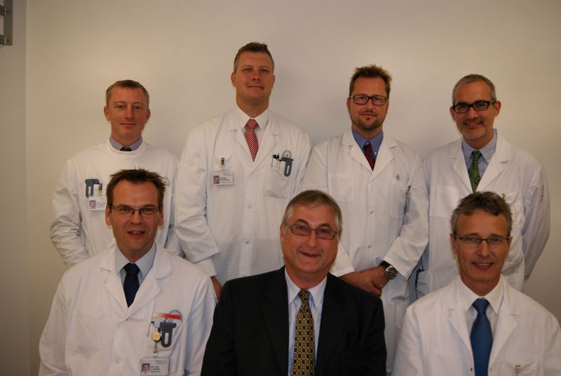 Universitätsklinik für Orthopädische Chirurgie und Traumatologie  - Inselspital, Hôpital universitaire de Berne - équipe d'experts