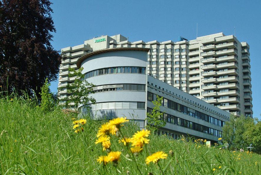 Prof. - Jan Gralla - Hôpital de l'île, Hôpital universitaire de Berne