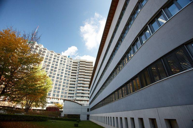 Prof. - Andreas Raabe - Inselspital, Berne - terrain de l'Hôpital