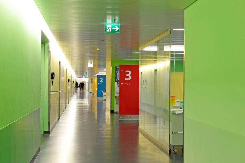 Prof. - Johannes T. Heverhagen - Hôpital de l'Ile, Hôpital universitaire de Berne - la chambre de traitement