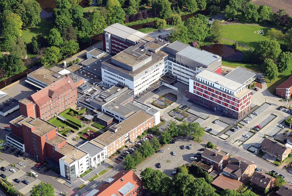 Dr - Jörn H. Witt - St. Antonius-Hospital Gronau GmbH