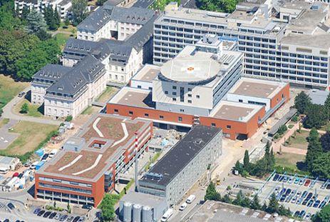 Dr - Christian Sprenger - Klinikum Mutterhaus der Borromäerinnen GmbHKlinikum Mutterhaus Centre