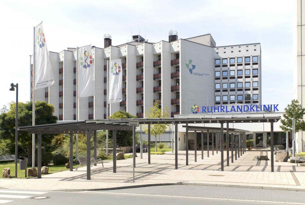 Prof. - Christian Taube - Université de médecine d'Essen – Clinique de la Ruhr, Centre ouest-allemand des maladies pulmonaires (Universitätsmedizin Essen – Ruhrlandklinik, Westdeutsches Lungenzentrum)