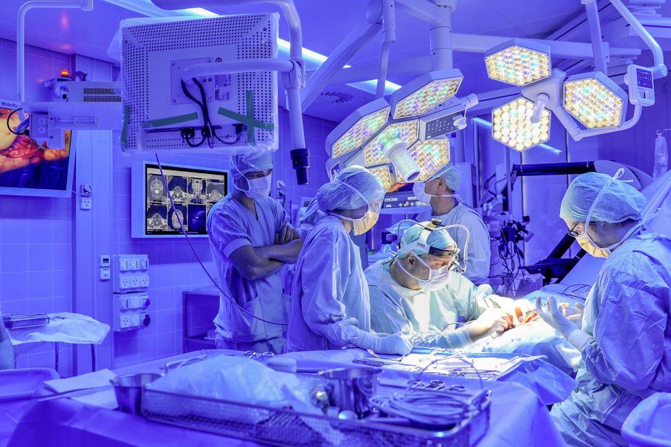 Prof. - Marco Domenico Caversaccio - Hôpital de l'île, Berne