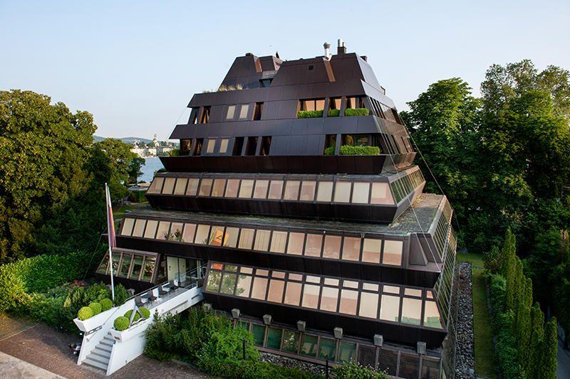 Dr - Georg Wille - Haus zur Pyramide