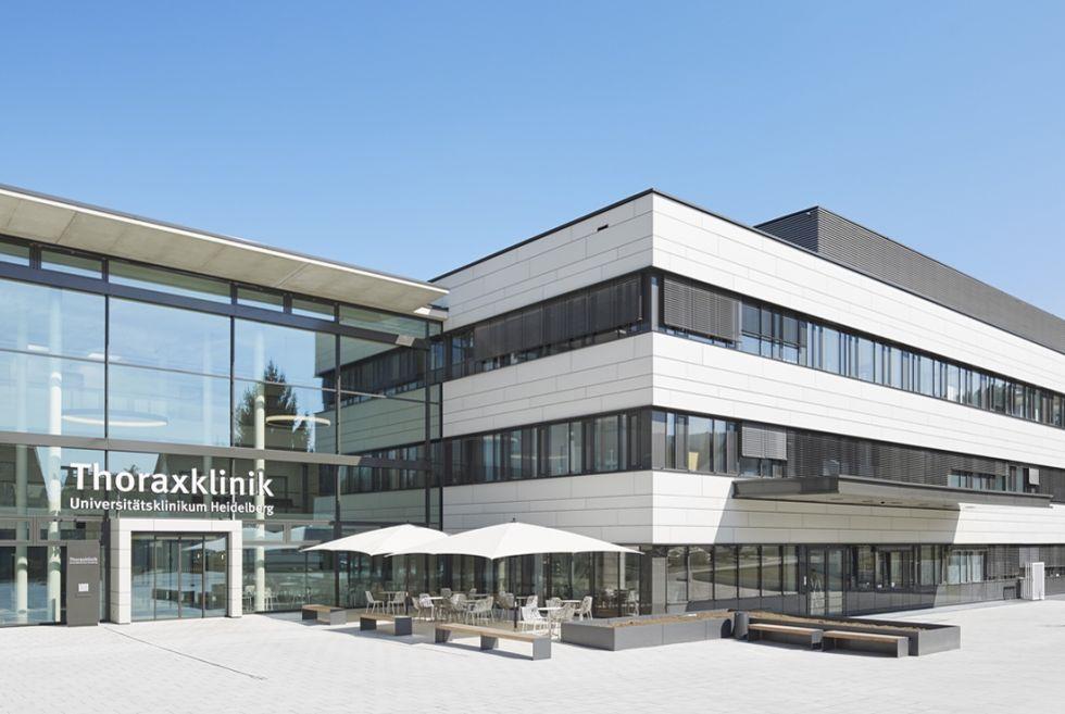 Thoraxklinik-Heidelberg - Thoraxklinik-Heidelberg GmbH